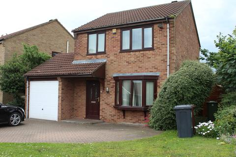 3 bedroom detached house to rent - Wolsey Way, Lincoln