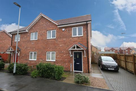 3 bedroom semi-detached house for sale - Centenary Close, Mablethorpe