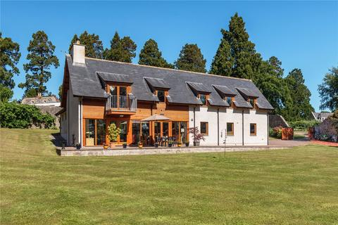 4 bedroom detached house for sale - The Walled Garden, Craigshannoch Road, Daviot, Inverurie, AB51