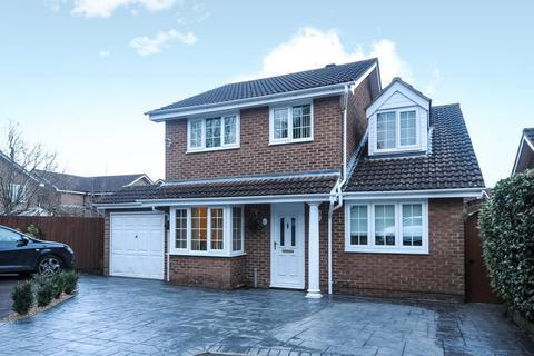 4 bedroom detached house to rent - Botley, Oxford, OX2