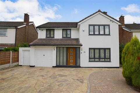 5 bedroom detached house for sale - Woburn Drive, Hale, Cheshire, WA15