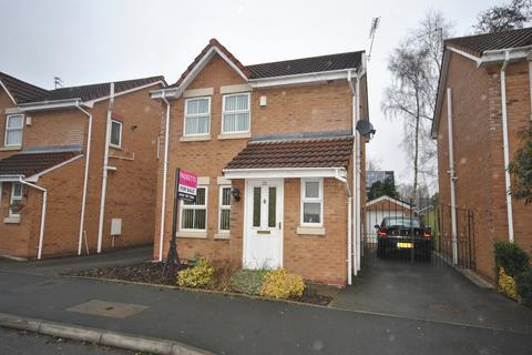 3 bedroom detached house for sale - Henty Close, Eccles, Manchester M30