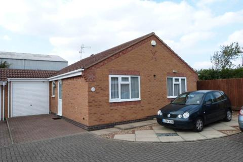 2 bedroom bungalow to rent - Lawn Close, Thurmaston,
