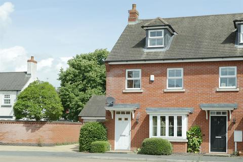3 bedroom semi-detached house for sale - Folley Road, Kibworth Beauchamp, Leicestershire