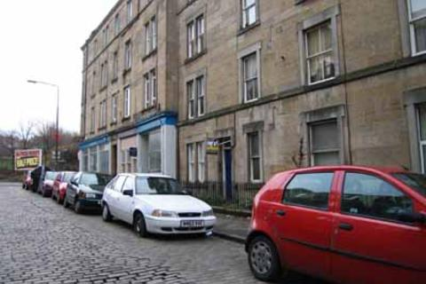 2 bedroom flat to rent - Downfield Place, Dalry, Edinburgh, EH11 2EW