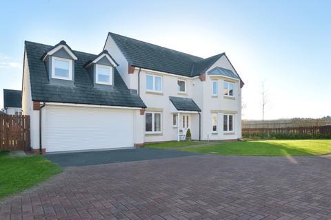 5 bedroom detached house to rent - Burnbrae Gardens , Bonnyrigg, Midlothian, EH19 3FJ