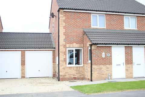 2 bedroom semi-detached house for sale - Darnbrook Drive, SHEFFIELD, South Yorkshire