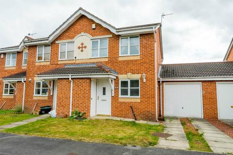 2 bedroom semi-detached house for sale - Rainsborough Way, Clifton, YORK