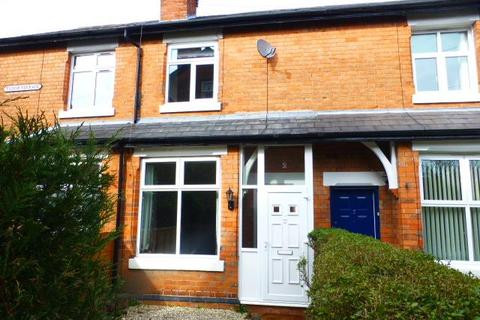 2 bedroom terraced house to rent - Tudor Terrace, Harborne, Birmingham, B17 9SB