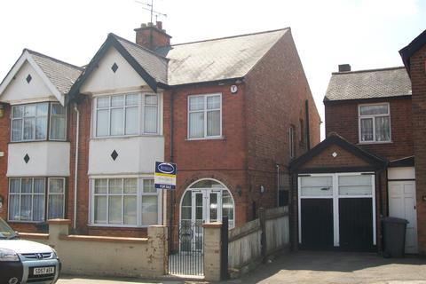 3 bedroom house to rent - Ashleigh Road, Leicester,