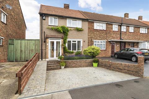 2 bedroom end of terrace house for sale - Groombridge Close, Welling, Kent, DA16 2BP