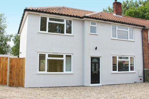 4 bedroom semi-detached house for sale - Duckett Close, Norwich