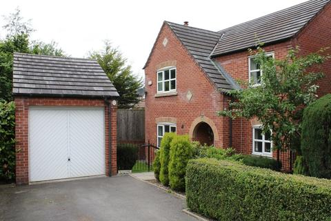 4 bedroom detached house for sale - Butterworth Close, Milnrow, Rochdale, OL16 3TU