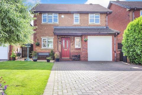 4 bedroom detached house for sale - Burrs Close, Bury