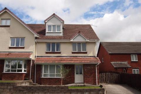 4 bedroom semi-detached house for sale - Cecil Road, Gorseinon, Swansea, SA4