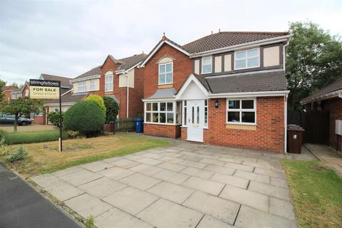 5 bedroom detached house for sale - Durrell Way, Lowton