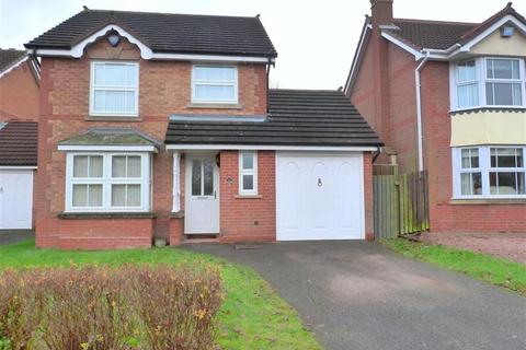 3 bedroom detached house to rent - Hartwell Close, Solihull, B91 3YP