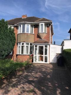 3 bedroom semi-detached house to rent - Willclare Road, Birmingham, B26 2NX