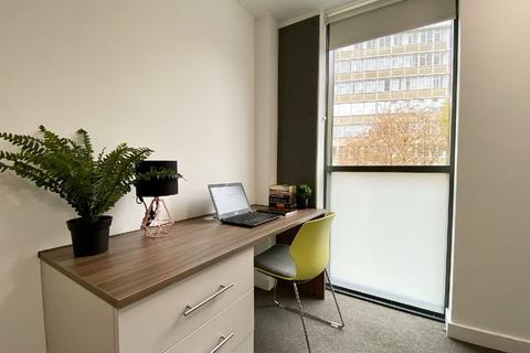 Studio to rent - F11 - 54 George Road, Five Ways, Birmingham, West Midlands, B15