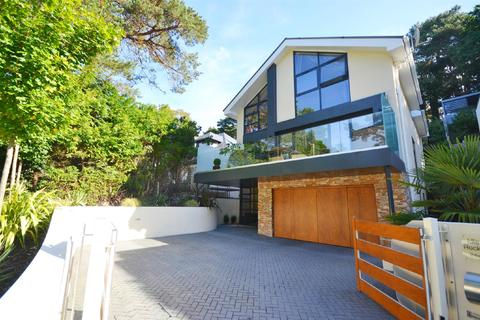 4 bedroom detached house for sale - Lakeside Road, Branksome Park, Poole