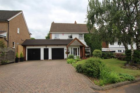 4 bedroom detached house for sale - Braemar Road, Sutton Coldfield, B73 6LZ