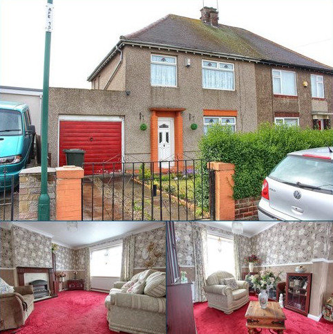 3 bedroom semi-detached house for sale - Barnaby Crescent, Middlesbrough