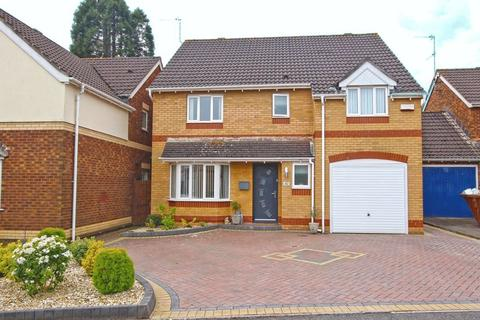 4 bedroom detached house for sale - Hastings Crescent, Old St. Mellons