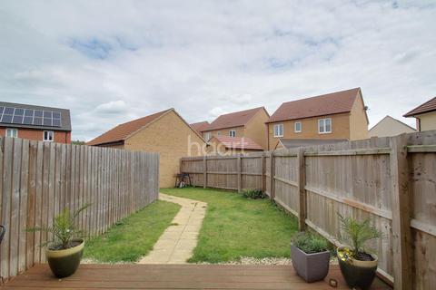 4 bedroom end of terrace house for sale - Manor Drive, Gunthorpe. Peterborough, PE4 7AR