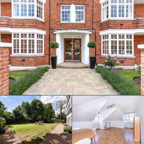 2 bedroom flat for sale - Cleve Road, South Hampstead