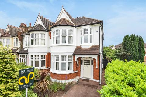 4 bedroom semi-detached house for sale - St Georges Road, Palmers Green, London, N13
