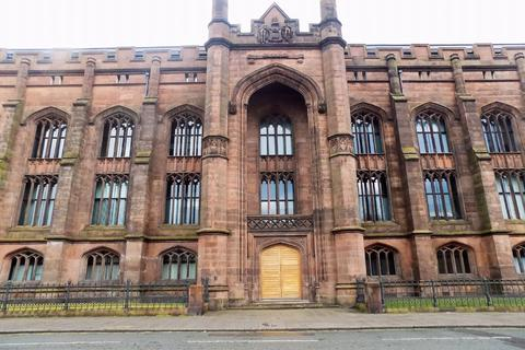 1 bedroom flat to rent - The Collegiate,20 Shaw Street,Liverpool L6 1HA