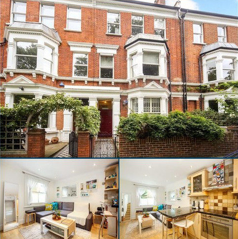1 bedroom flat to rent - Brook Green, Brook Green, London, W6