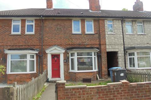 2 bedroom terraced house to rent - Calvert Road, Hull HU5