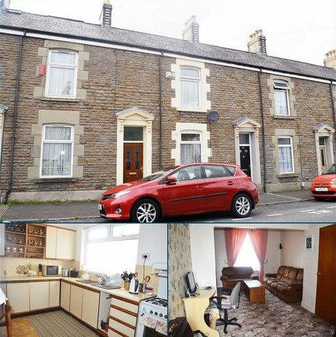 3 bedroom terraced house for sale - Odo Street, Swansea, SA1