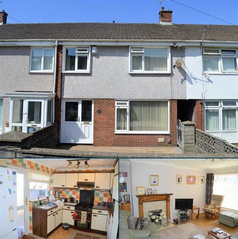 3 bedroom terraced house for sale - Heol Dynys, Swansea, SA5