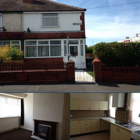 2 bedroom house to rent - Suffolk Road, Blackpool, Lancashire