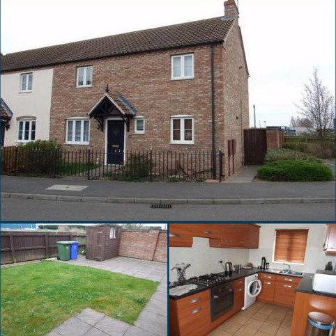 3 bedroom semi-detached house to rent - The Old Dairy, Boston PE21