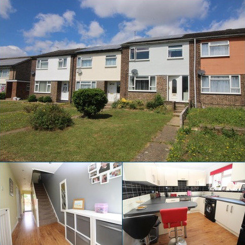 3 bedroom terraced house for sale - Ferdinand Walk, Colchester, Essex, CO4
