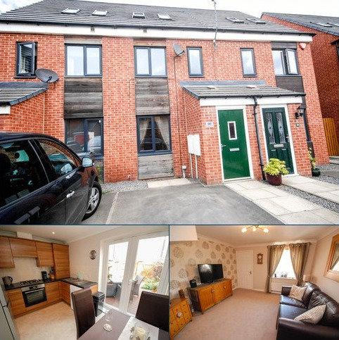 3 bedroom terraced house for sale - St Aloysius View, Hebburn