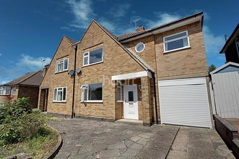 4 bedroom semi-detached house for sale - Cranberry Close, Leicester