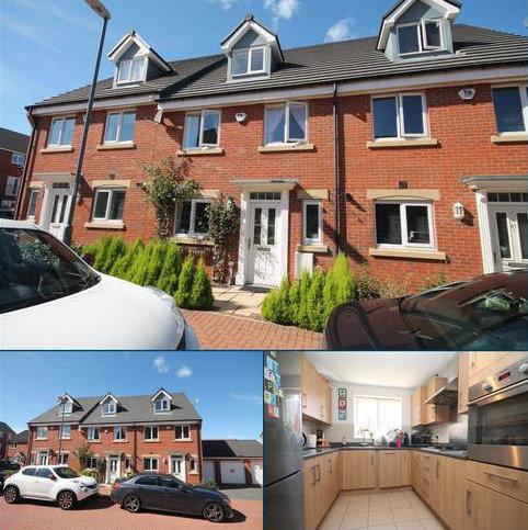 4 bedroom terraced house to rent - Harvey Avenue, Durham