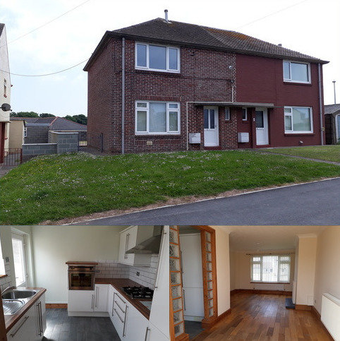 2 bedroom semi-detached house to rent - 3 Gelliswick Road, Hakin. SA73 3RD