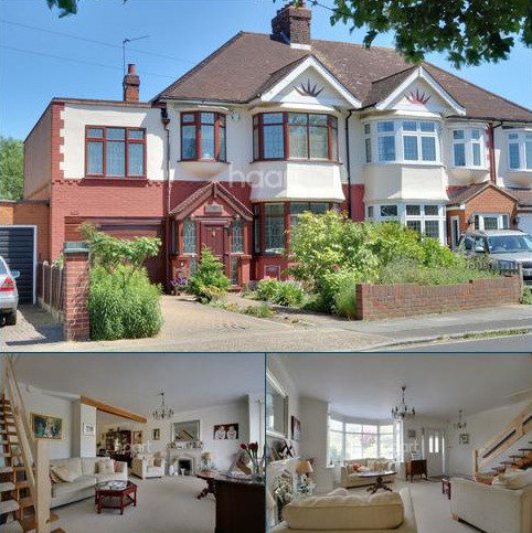 4 bedroom semi-detached house for sale - Westmoreland Avenue, Hornchurch