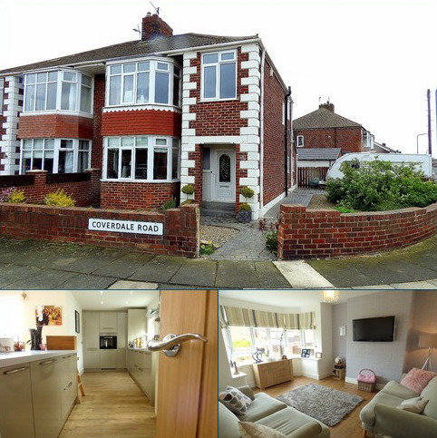 3 bedroom semi-detached house to rent - Coverdale Road, Stockton-On-Tees, TS19