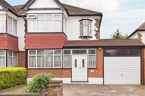 3 bedroom semi-detached house for sale - The Fairway, WEMBLEY, Middlesex