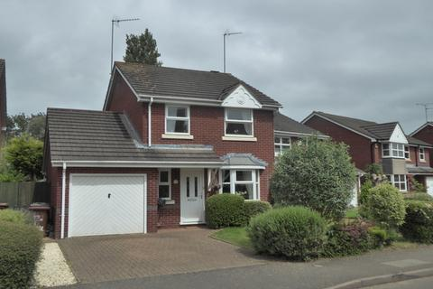 3 bedroom detached house for sale - Jenner Crescent, Northampton, NN2