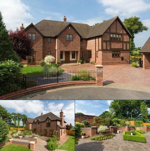 5 bedroom detached house for sale - Childs Ercall, Market Drayton, Shropshire, TF9