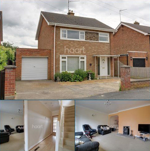 3 bedroom detached house for sale - St Martins Road, Wisbech