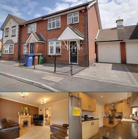 3 bedroom end of terrace house for sale - Daniel Close, Chafford Hundred