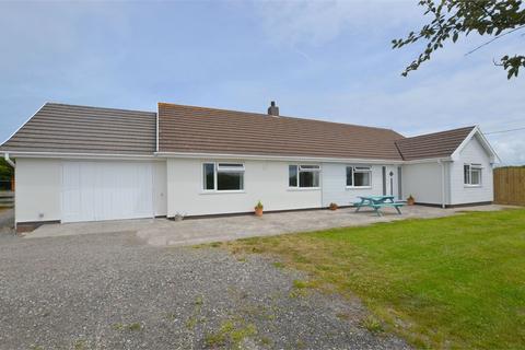4 bedroom detached bungalow for sale - Buckshead, St Agnes